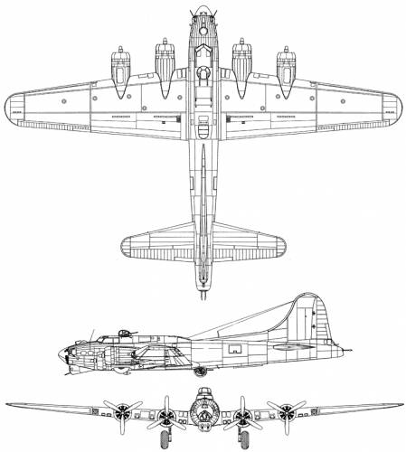 Boeing B-17 Flying Superfortress