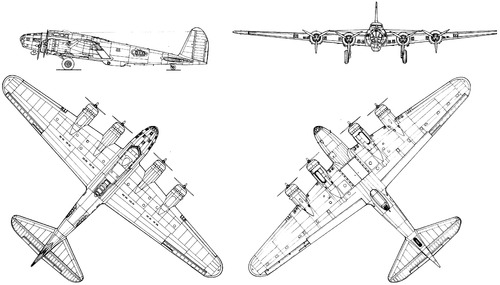 Boeing B-17D Flying Fortress