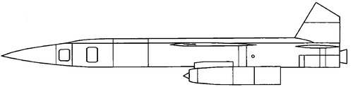 Boeing CIM-10 Bomarc A IM-99