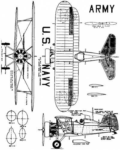 Boeing F4B4