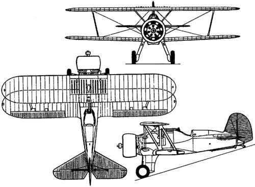 Boeing XF6B-1 / Model 236 (1933)