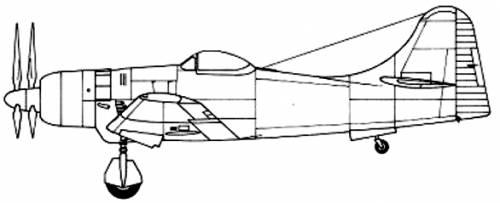 Boeing XF8B-1