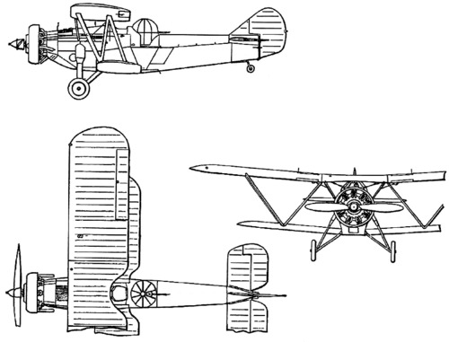 Bristol 120 / G.4/31 (1932)