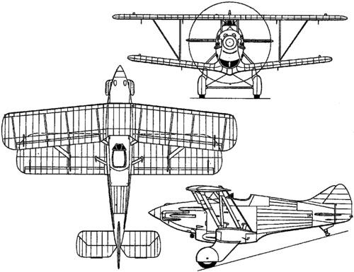 Bristol 123 (1934)