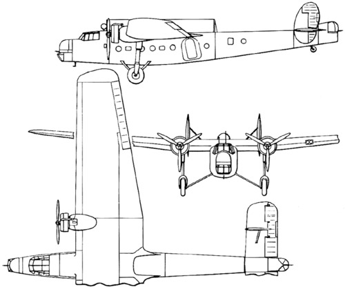 Bristol 130 Bombay (1935)
