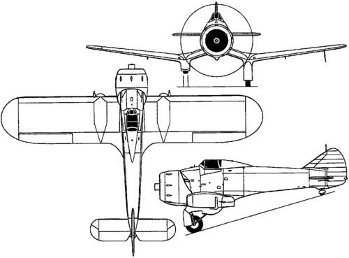 Bristol 133 (1934)