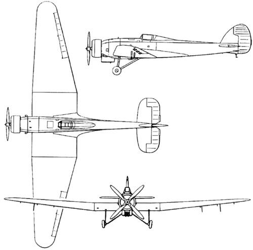 Bristol 138A (1936)