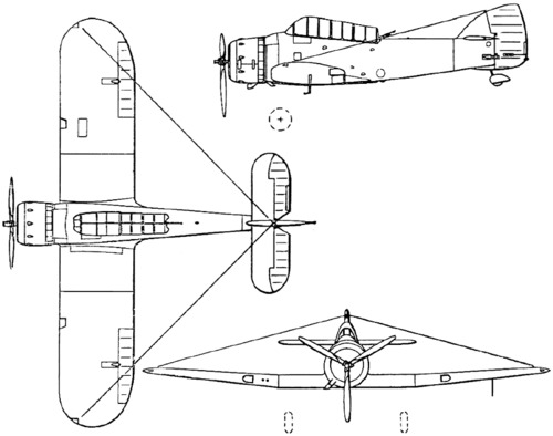 Bristol 148 (1938)