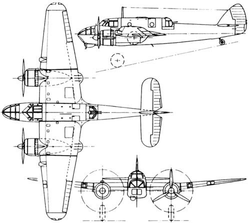 Bristol 152 Beaufort (1938)