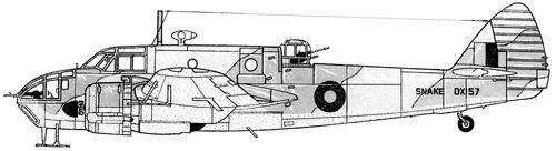 Bristol 152 Beaufort IA