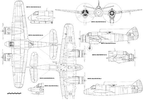 Bristol 156 Beaufighter
