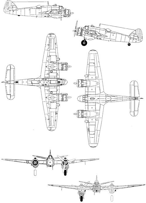 Bristol 156 Beaufighter Mk.IVC