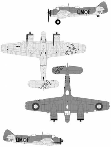 Bristol 156 Beaufighter TF Mk.X