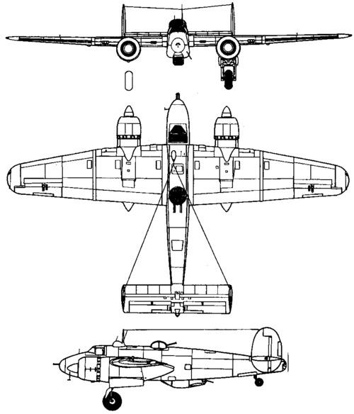 Bristol 163 Buckingham (1943)