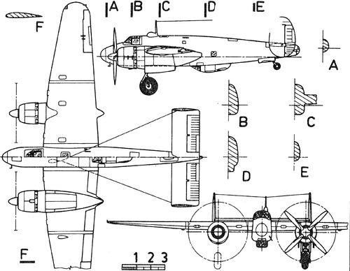 Bristol 163 Buckingham B Mk.I