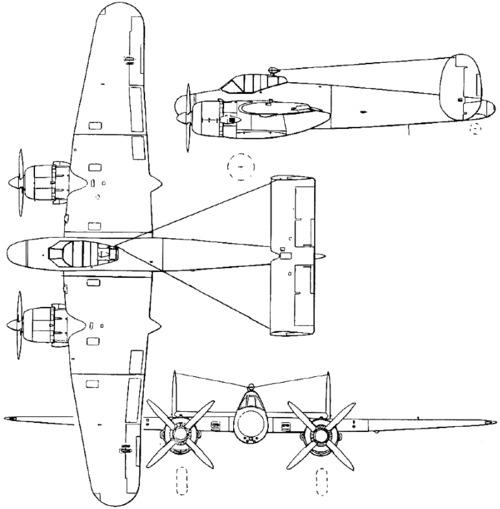 Bristol 164 Brigand (1944)