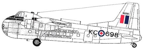 Bristol 170 Mk 31-M