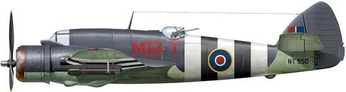 Bristol Beaufighter Mk. X