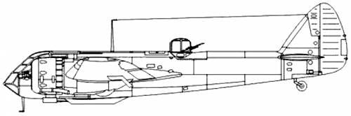 Bristol Blenheim Mk. IF
