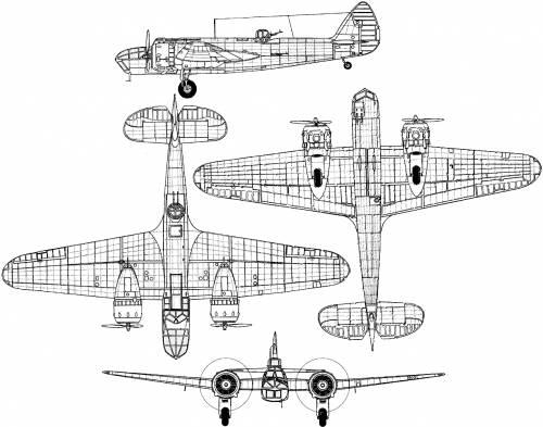 Bristol Blenheim Mk. II