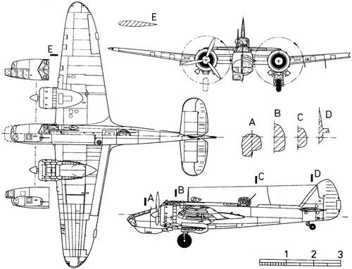 Bristol Blenheim Mk. V