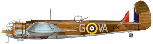 Bristol Blenheom Mk. 84