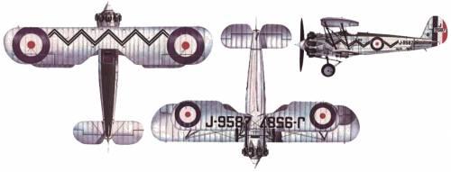 Bristol Bulldog Mk.IIA