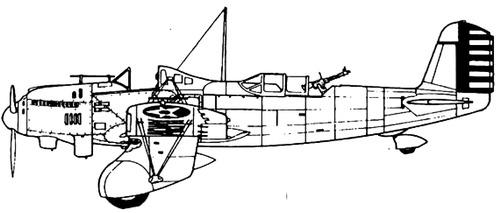 Curtiss A-8 Shrike