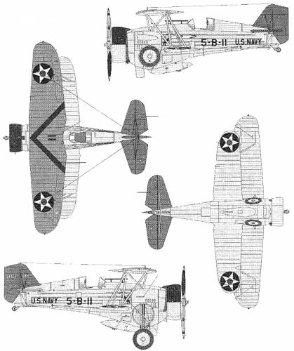 Curtiss BF2C-1 Hawk III