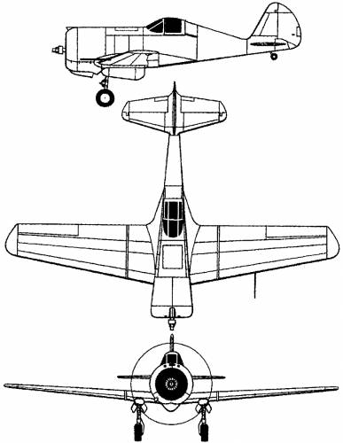 Curtiss CW-21