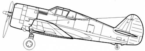 Curtiss H-75A-4 Mohawk Mk.IV