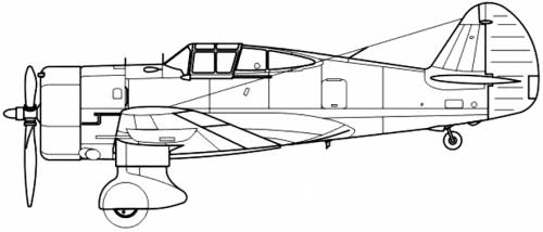 Curtiss H-75M Mohawk