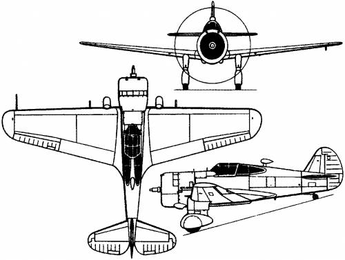Curtiss Hawk 75 (1935)