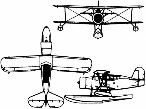 Curtiss Model 71 / SOC Seagull (1934)