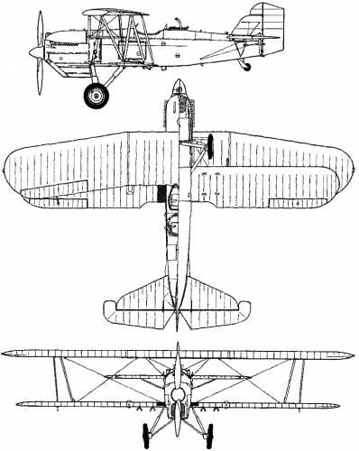 Curtiss O-1B Falcon