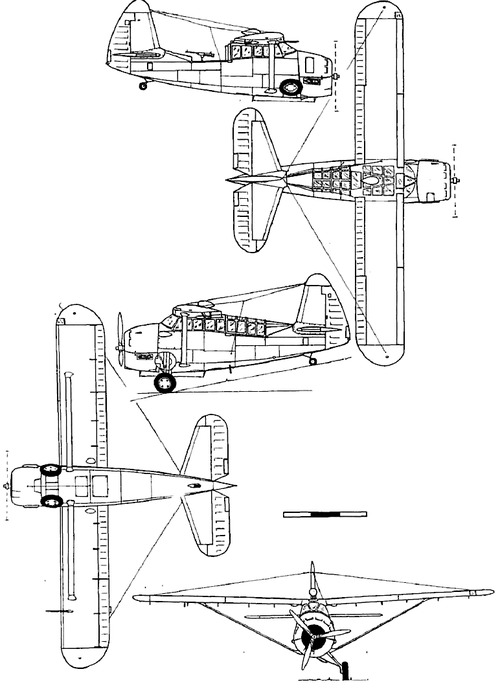 Curtiss O-52 Owl