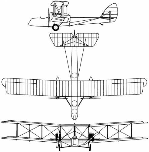 de Havilland DH.10