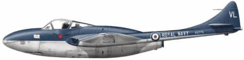 de Havilland DH.100 Sea Vampire T.22