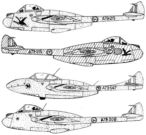 de Havilland DH.100 Vampire FB.5