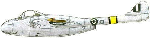 de Havilland DH.100 Vampire FB.52