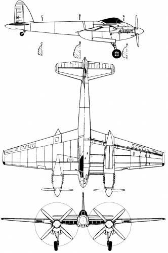 de Havilland DH.103 Hornet