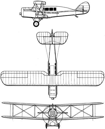 de Havilland DH.16