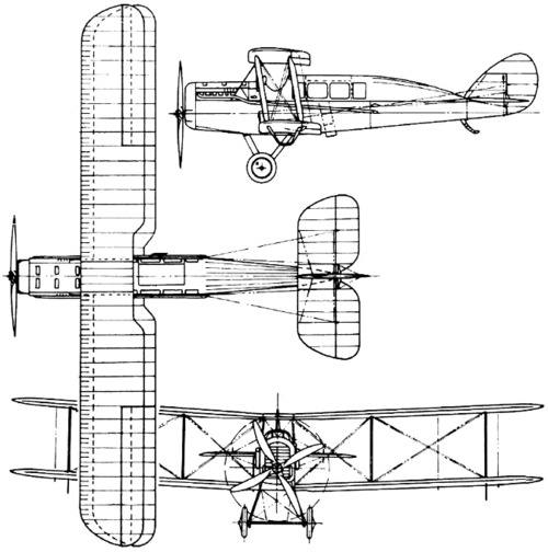 de Havilland DH.16 (1919)