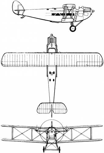 de Havilland DH.34