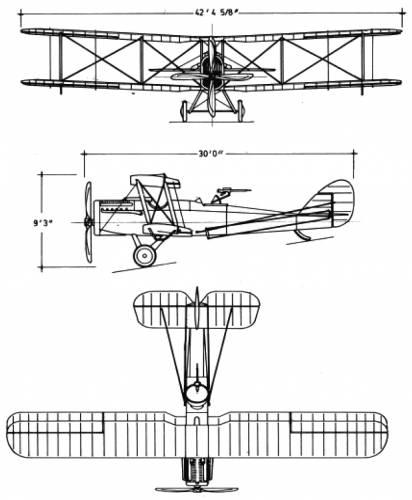 de Havilland DH.4B
