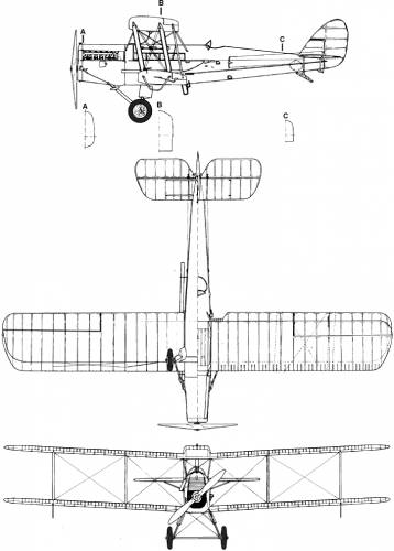 de Havilland DH.50
