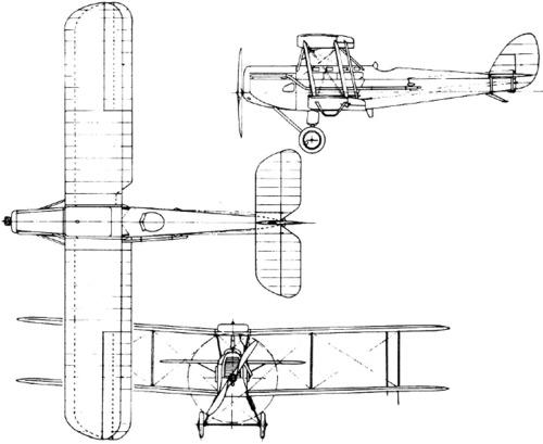 de Havilland DH.50 (1923)
