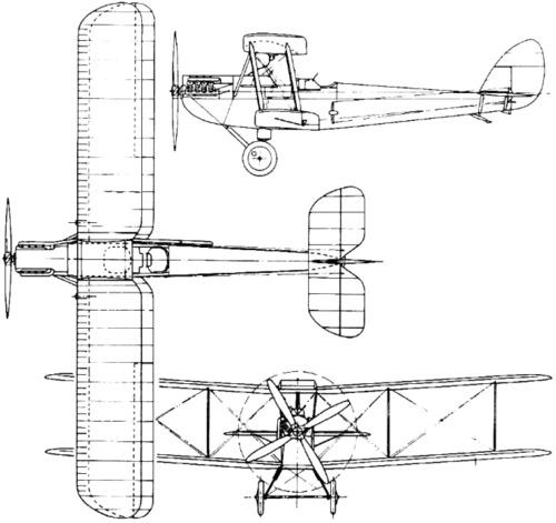de Havilland DH.51 (1924)
