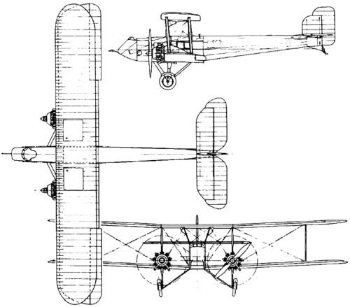 de Havilland DH.67 / Gloster A.S.31 (1929)
