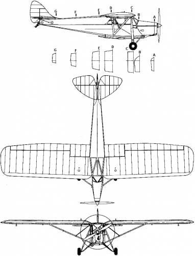 de Havilland DH.80 Puss Moth